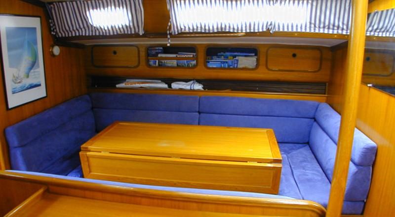 1987 BENETEAU IDYLLE 50 Cruising Sailboat 2504617