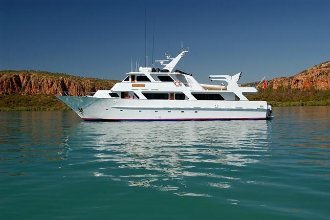 1987 CUSTOM Motor Yacht Motor Yacht 2505817