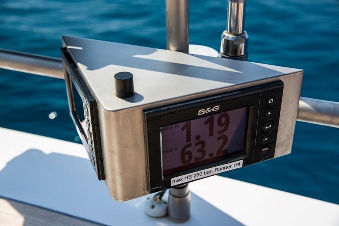 2016 NAUTOR'S SWAN Swan 115-03 Cruising/Racing Sailboat 2506647