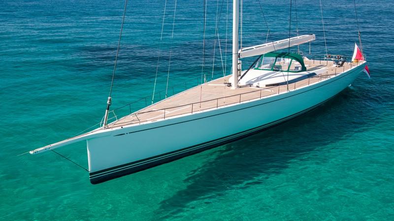 2016 NAUTOR'S SWAN Swan 115-03 Cruising/Racing Sailboat 2506679