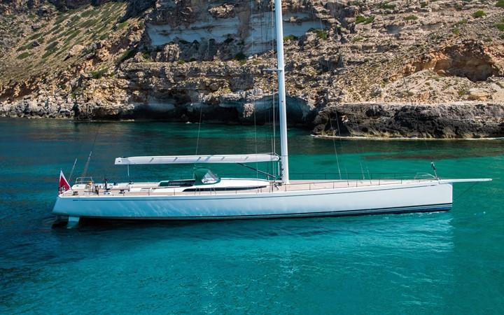 2016 NAUTOR'S SWAN Swan 115-03 Cruising/Racing Sailboat 2506681