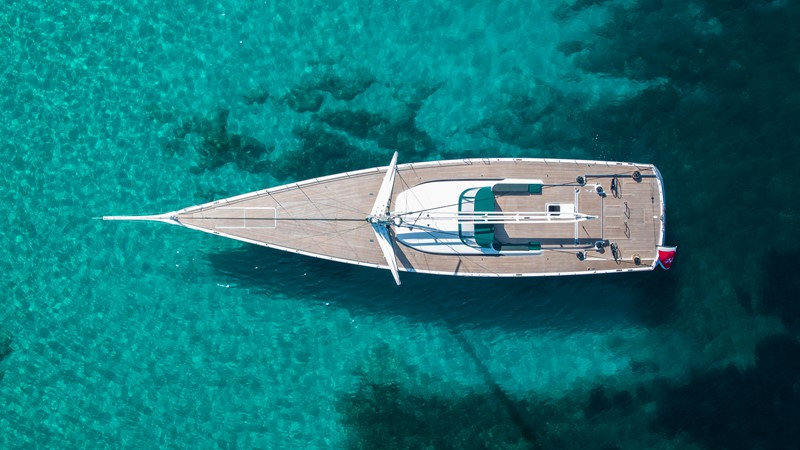 2016 NAUTOR'S SWAN Swan 115-03 Cruising/Racing Sailboat 2506755