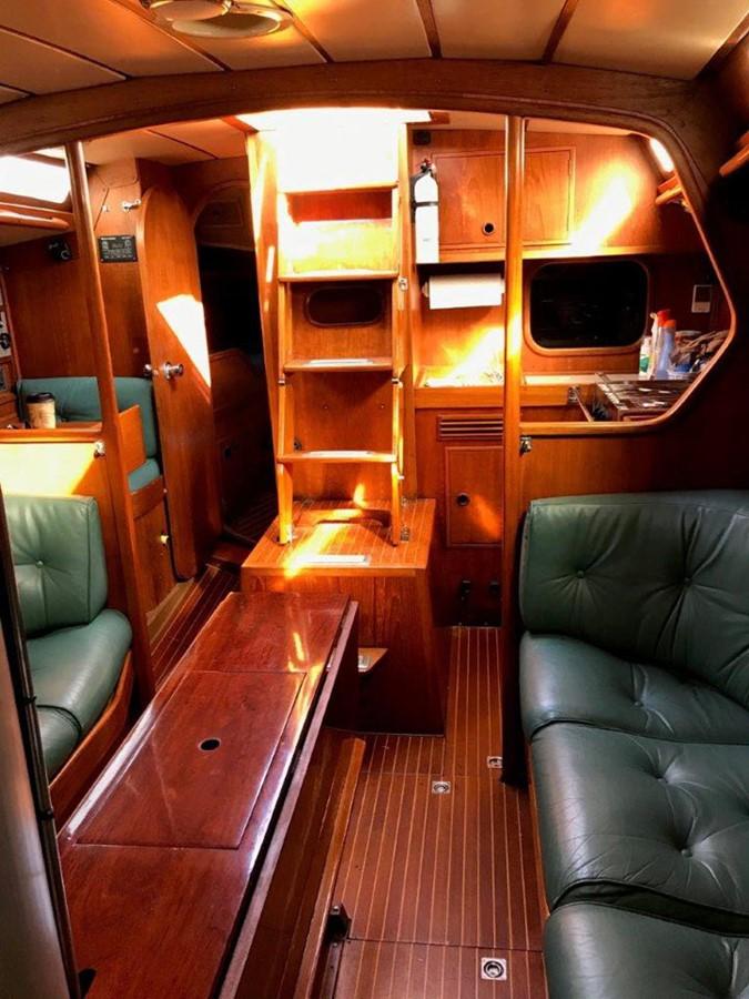 1977 NAUTOR'S SWAN Nautor Swan 411 Cruising Sailboat 2506143