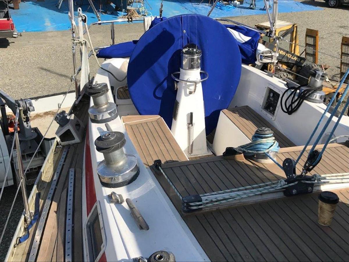 1977 NAUTOR'S SWAN Nautor Swan 411 Cruising Sailboat 2506144