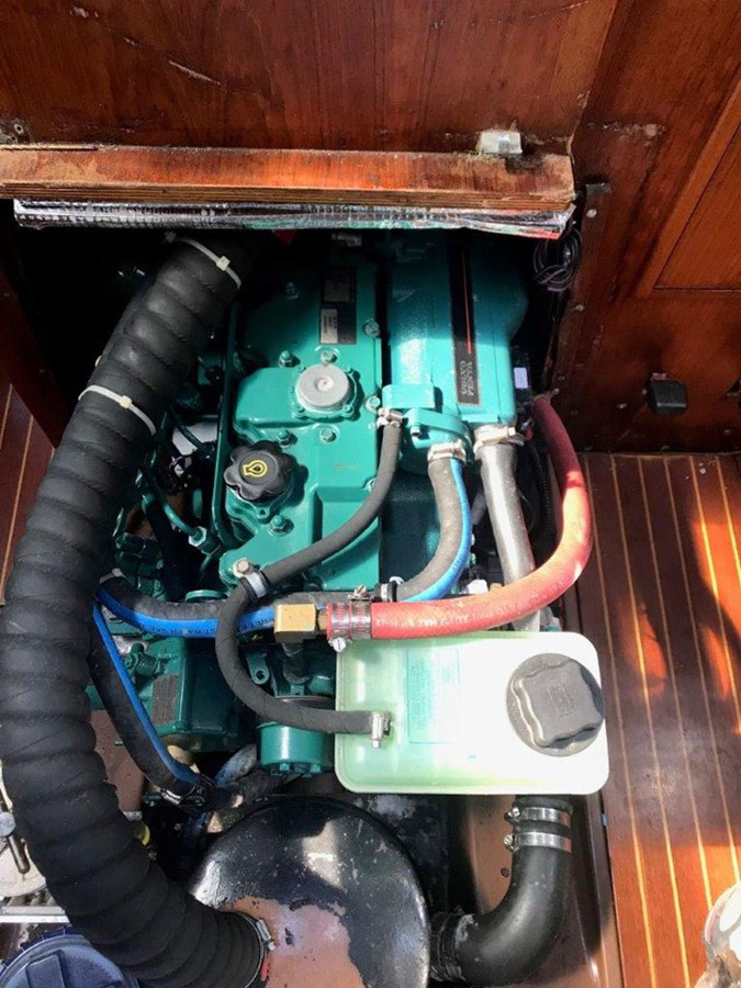 1977 NAUTOR'S SWAN Nautor Swan 411 Cruising Sailboat 2506145