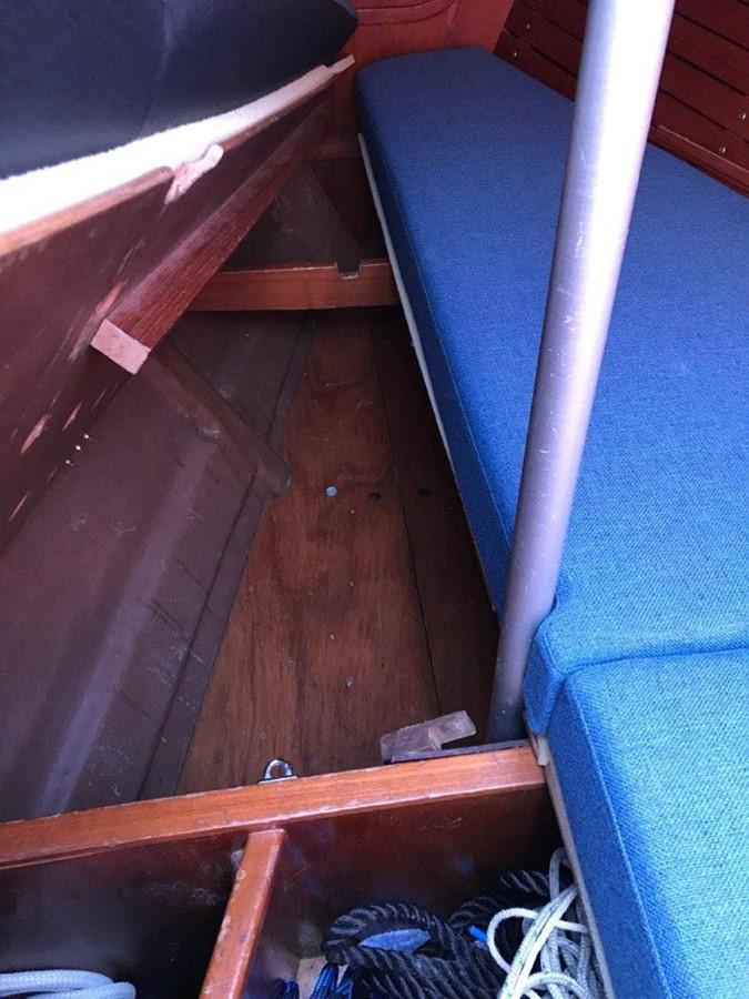 1977 NAUTOR'S SWAN Nautor Swan 411 Cruising Sailboat 2506148