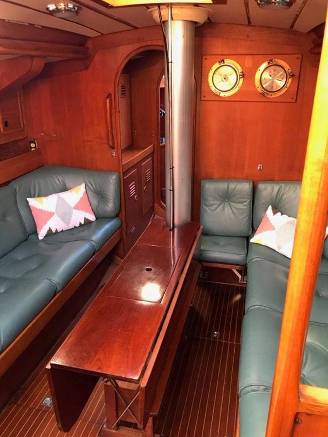 1977 NAUTOR'S SWAN Nautor Swan 411 Cruising Sailboat 2506150