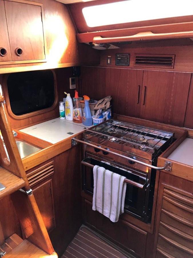 1977 NAUTOR'S SWAN Nautor Swan 411 Cruising Sailboat 2506154