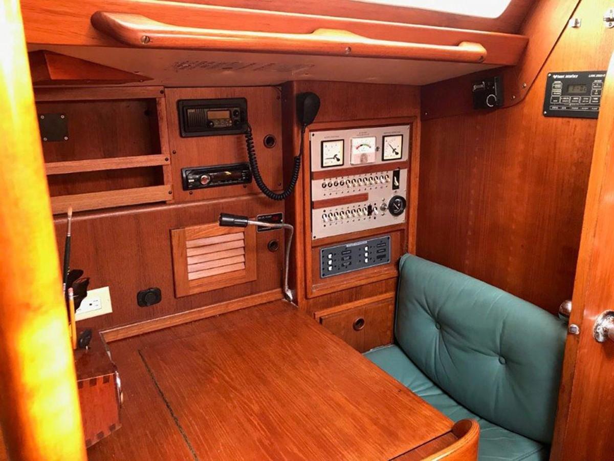 1977 NAUTOR'S SWAN Nautor Swan 411 Cruising Sailboat 2506155