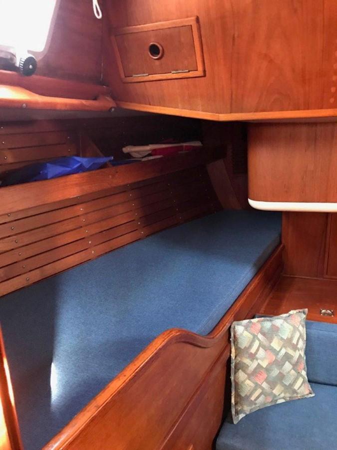 1977 NAUTOR'S SWAN Nautor Swan 411 Cruising Sailboat 2506158