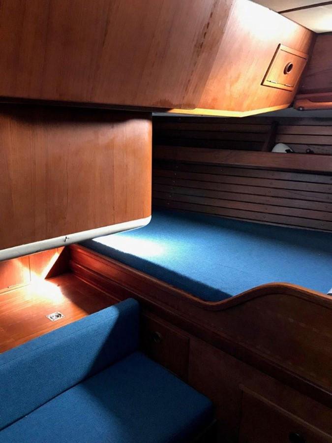1977 NAUTOR'S SWAN Nautor Swan 411 Cruising Sailboat 2506159