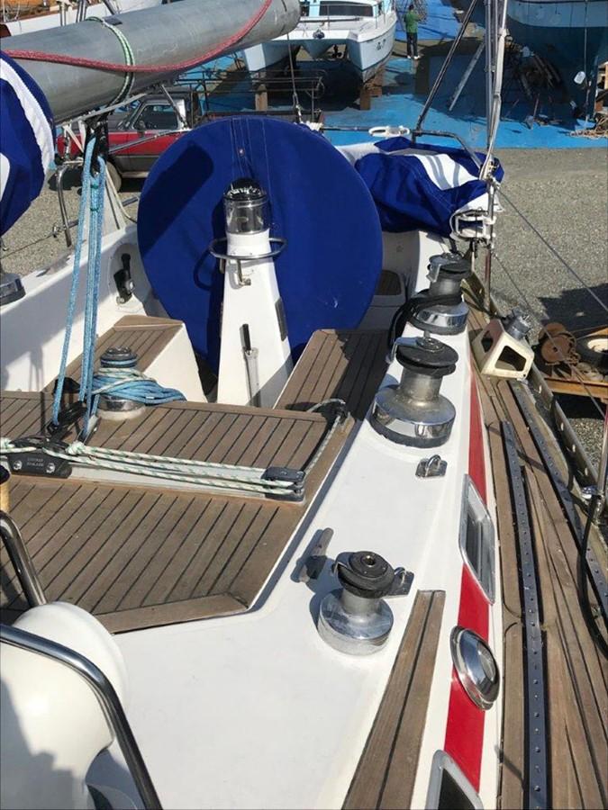 1977 NAUTOR'S SWAN Nautor Swan 411 Cruising Sailboat 2506165