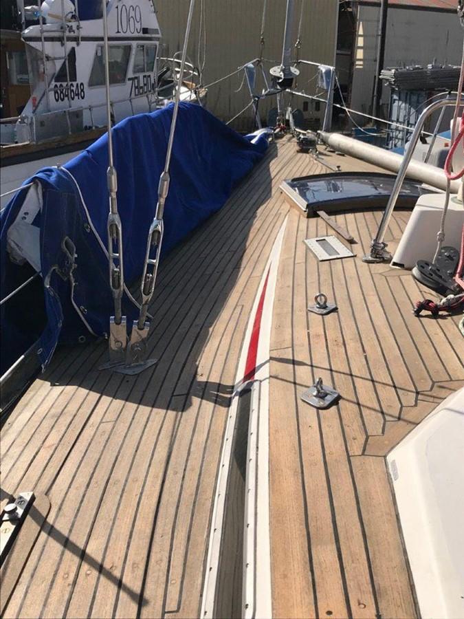 1977 NAUTOR'S SWAN Nautor Swan 411 Cruising Sailboat 2506168