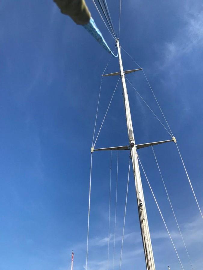 1977 NAUTOR'S SWAN Nautor Swan 411 Cruising Sailboat 2506169