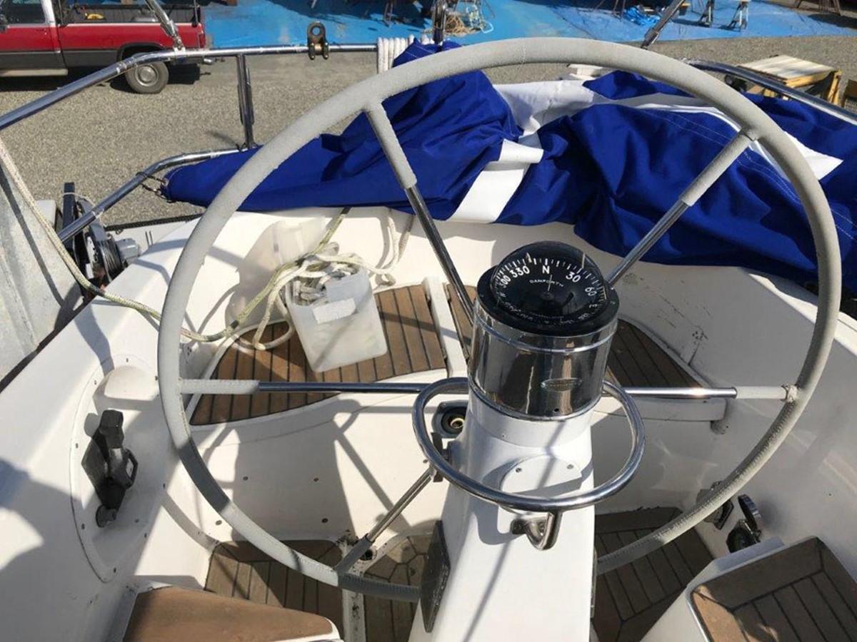 1977 NAUTOR'S SWAN Nautor Swan 411 Cruising Sailboat 2506172