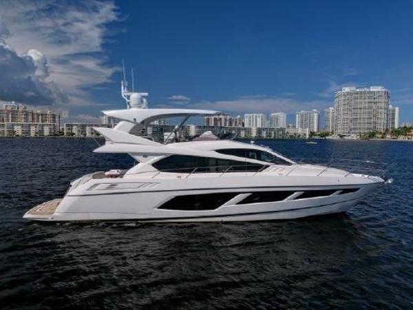 2016 SUNSEEKER Manhattan Motor Yacht 2540872