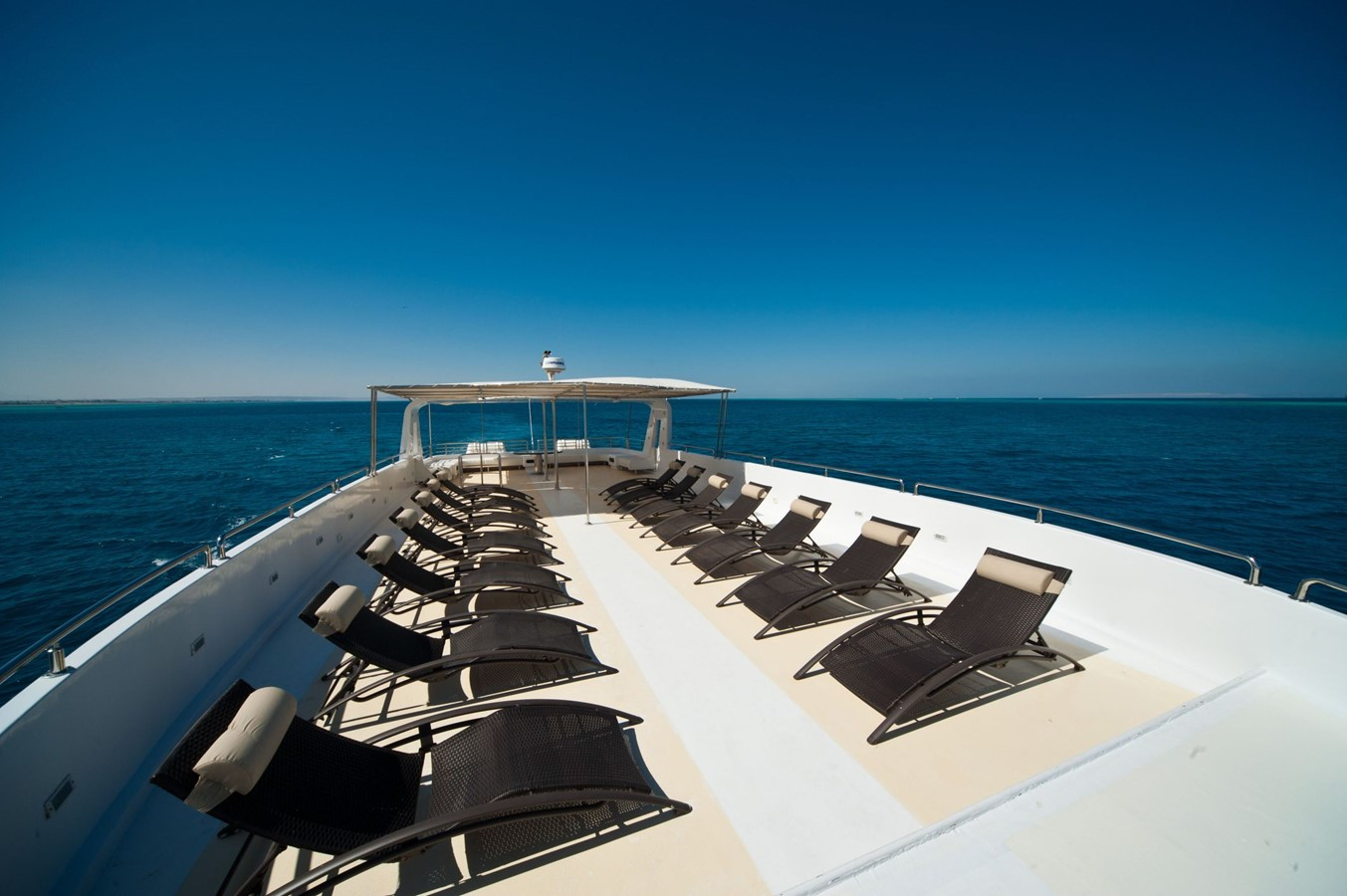 2012 CUSTOM  Motor Yacht 2507222
