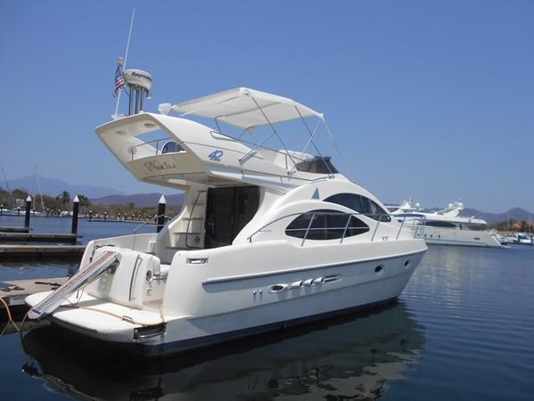 2003 AZIMUT 42 Fly Motor Yacht 2507327