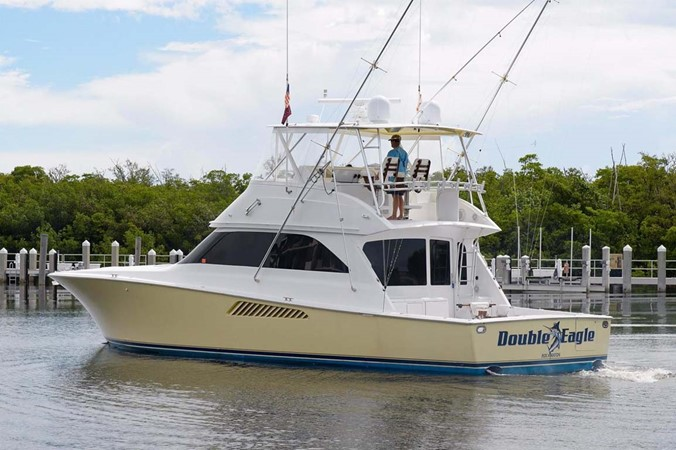 2002 VIKING Convertible Sport Fisherman 2509435