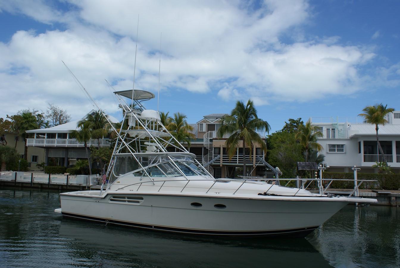 1998 TIARA Open W/Tower Motor Yacht 2507459