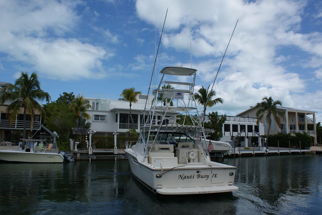 1998 TIARA Open W/Tower Motor Yacht 2507461