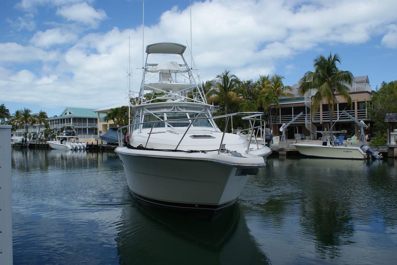 1998 TIARA Open W/Tower Motor Yacht 2507465