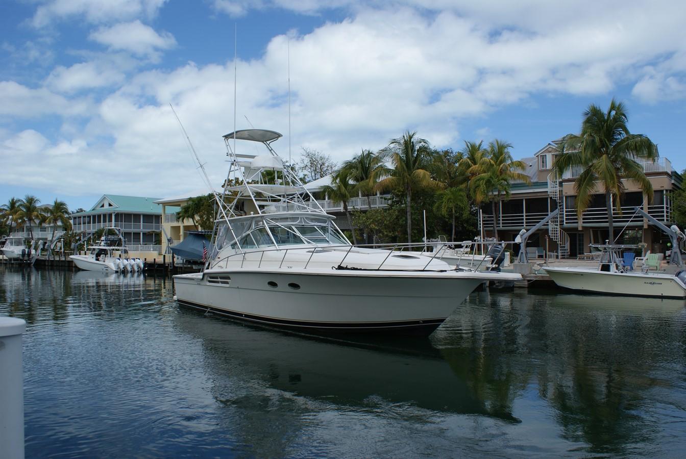 1998 TIARA Open W/Tower Motor Yacht 2507467