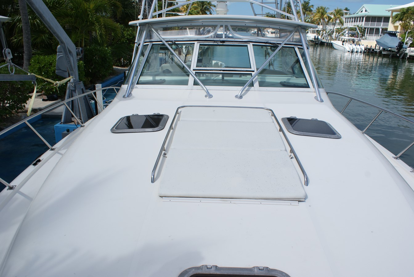 1998 TIARA Open W/Tower Motor Yacht 2507474