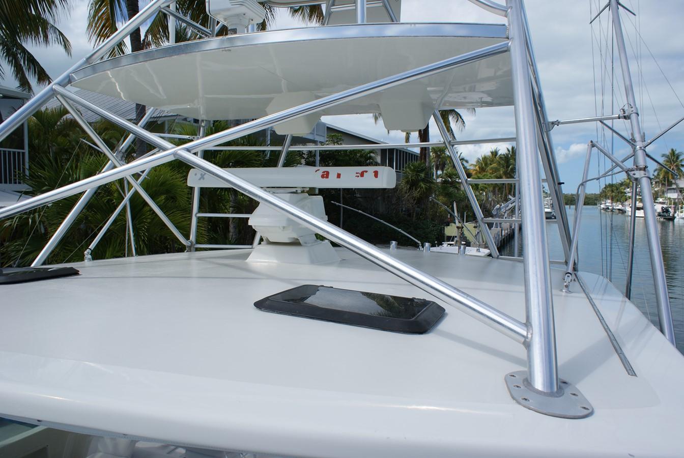 1998 TIARA Open W/Tower Motor Yacht 2507475