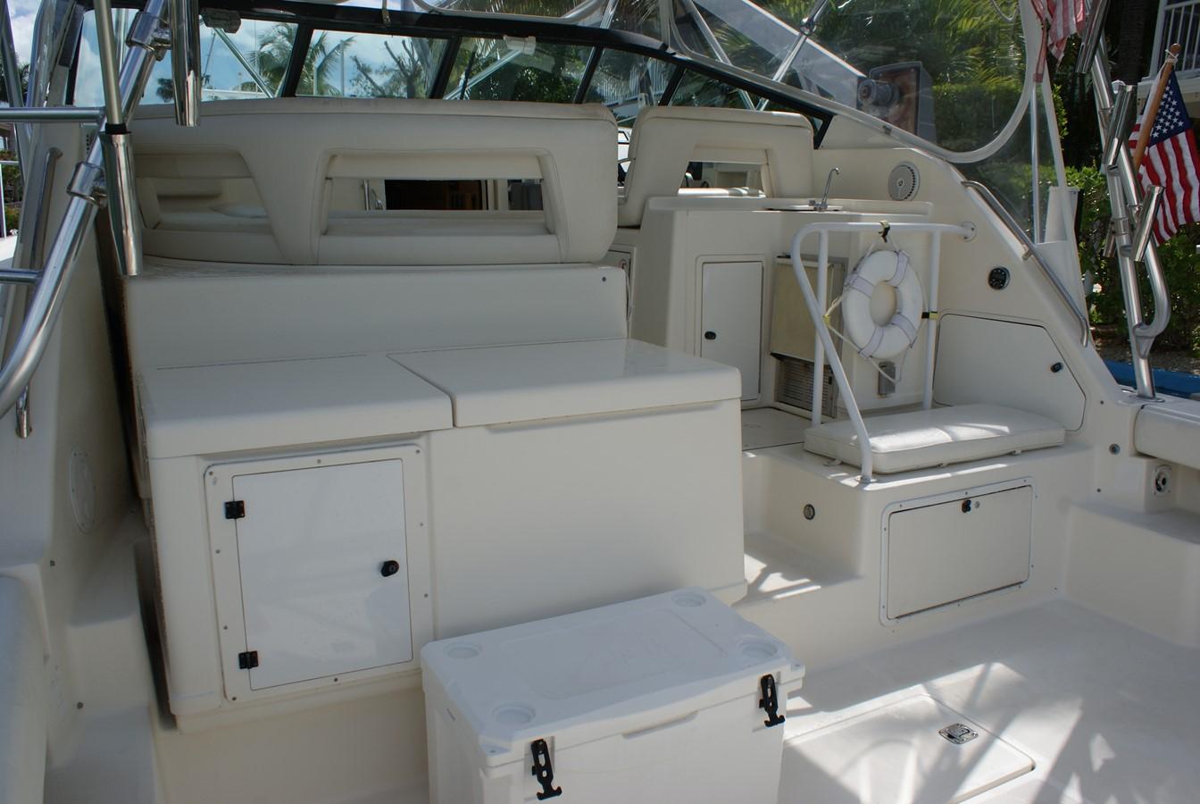 1998 TIARA Open W/Tower Motor Yacht 2507478