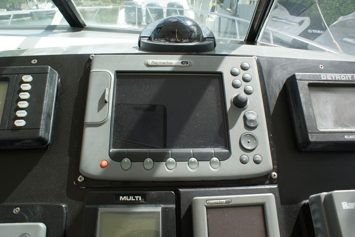 1998 TIARA Open W/Tower Motor Yacht 2507489
