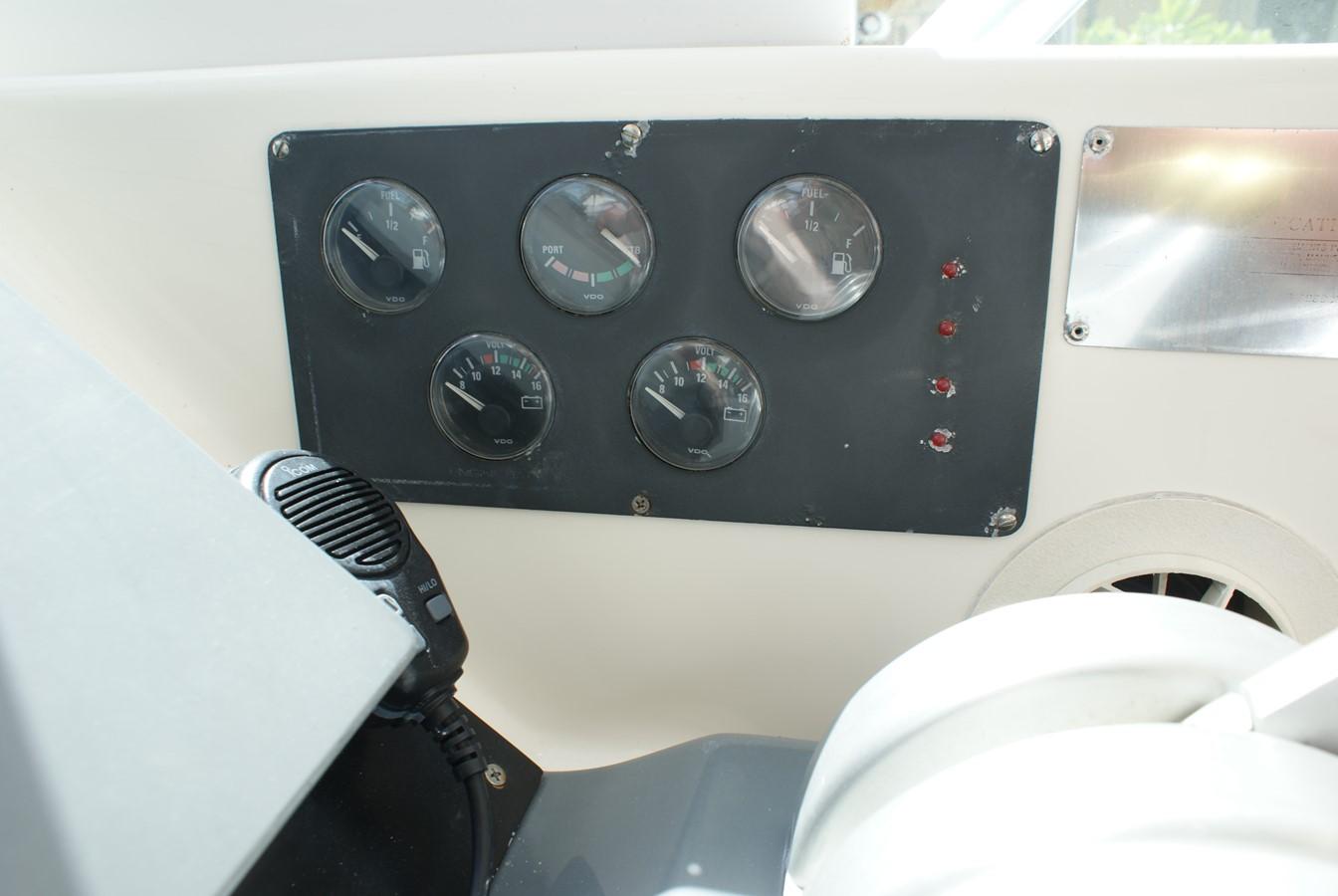 1998 TIARA Open W/Tower Motor Yacht 2507495