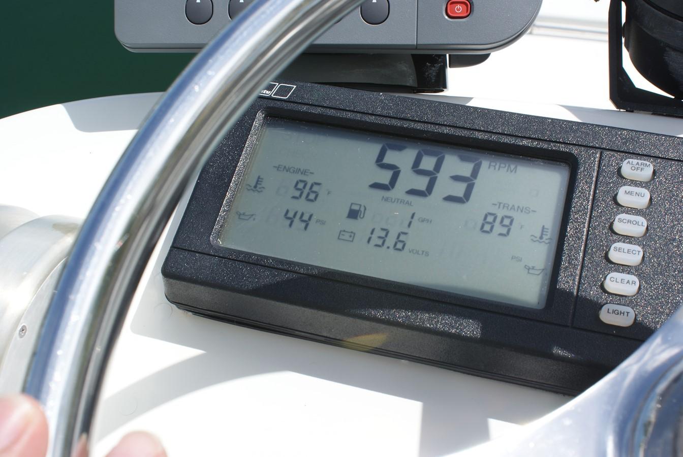 1998 TIARA Open W/Tower Motor Yacht 2507498