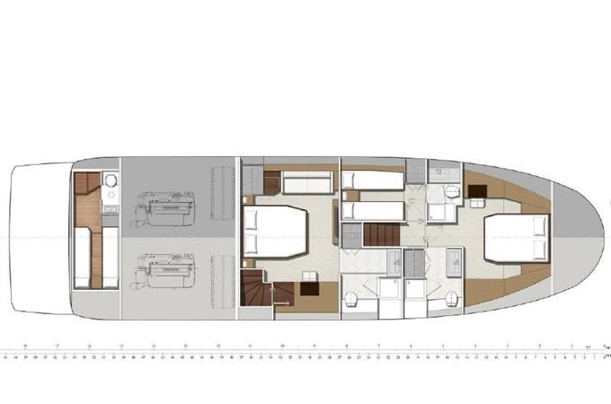 2018 Jeanneau Prestige  Cruiser 2508245