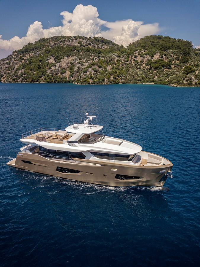 Numarine 26XP Hull #17 yacht for sale