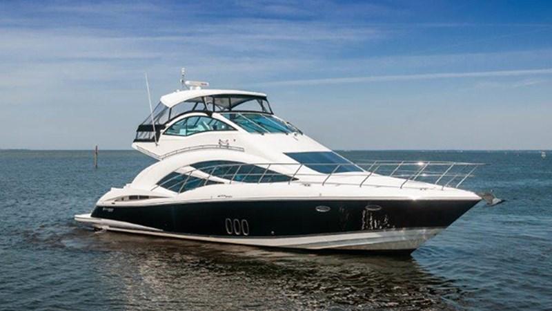 2006 47 Cruisers Profile 2006 Cruisers Yachts 47 Sports Sedan Motor Yacht 2509783