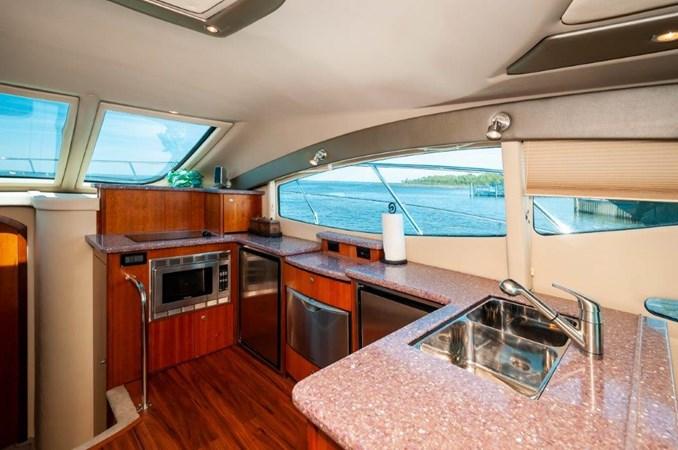 Galley 2006 Cruisers Yachts 47 Sports Sedan Motor Yacht 2509803