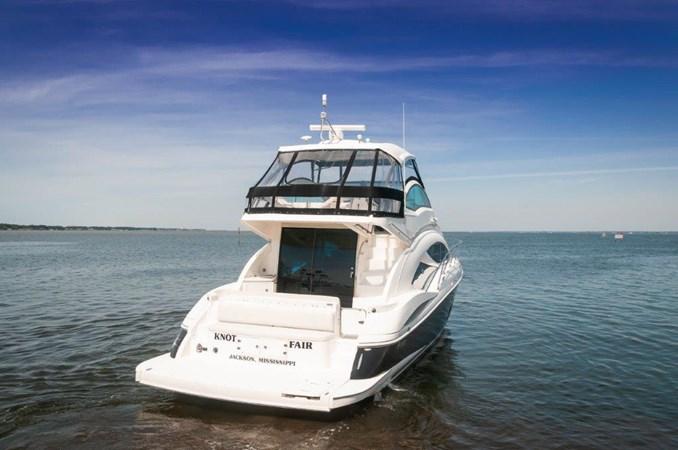 Transom Profile 2006 Cruisers Yachts 47 Sports Sedan Motor Yacht 2509832