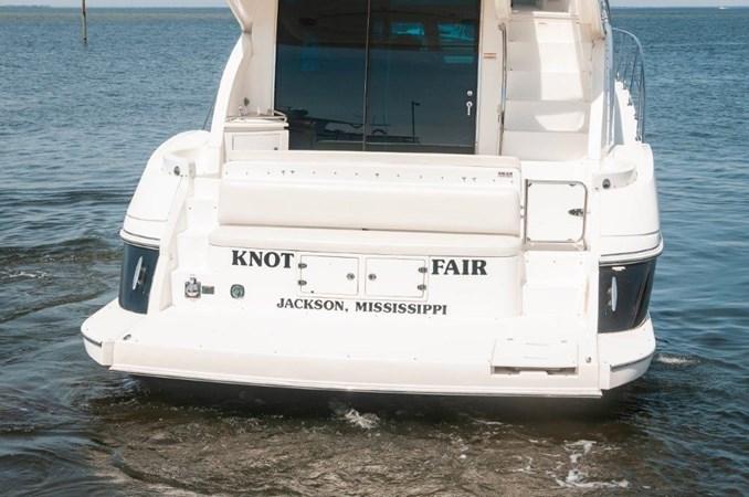 2006 47 Cruisers Transom 2006 Cruisers Yachts 47 Sports Sedan Motor Yacht 2509834