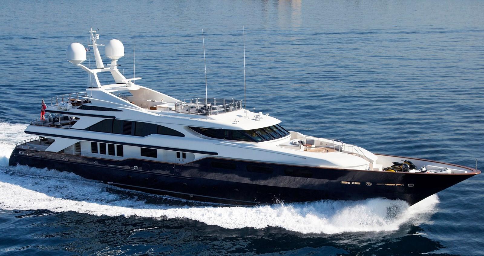 2000 BENETTI  Motor Yacht 2510059