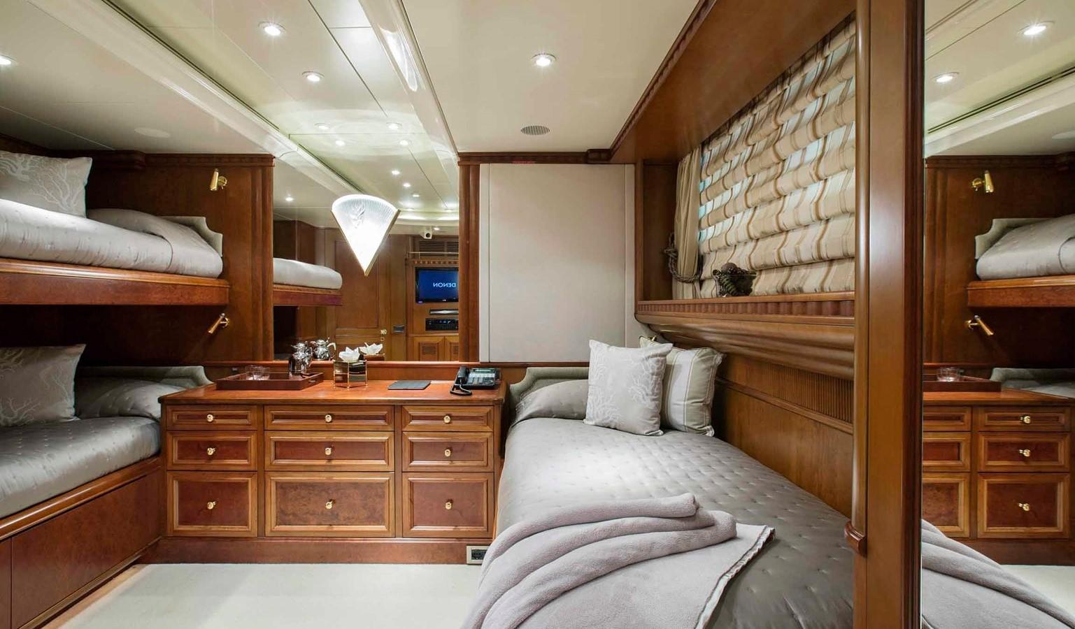 2000 BENETTI  Motor Yacht 2510071