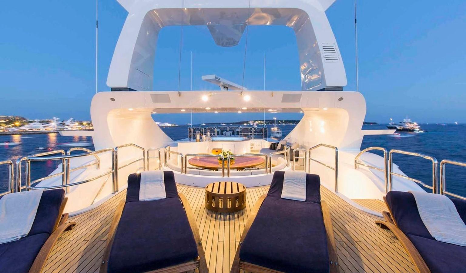 2000 BENETTI  Motor Yacht 2510078