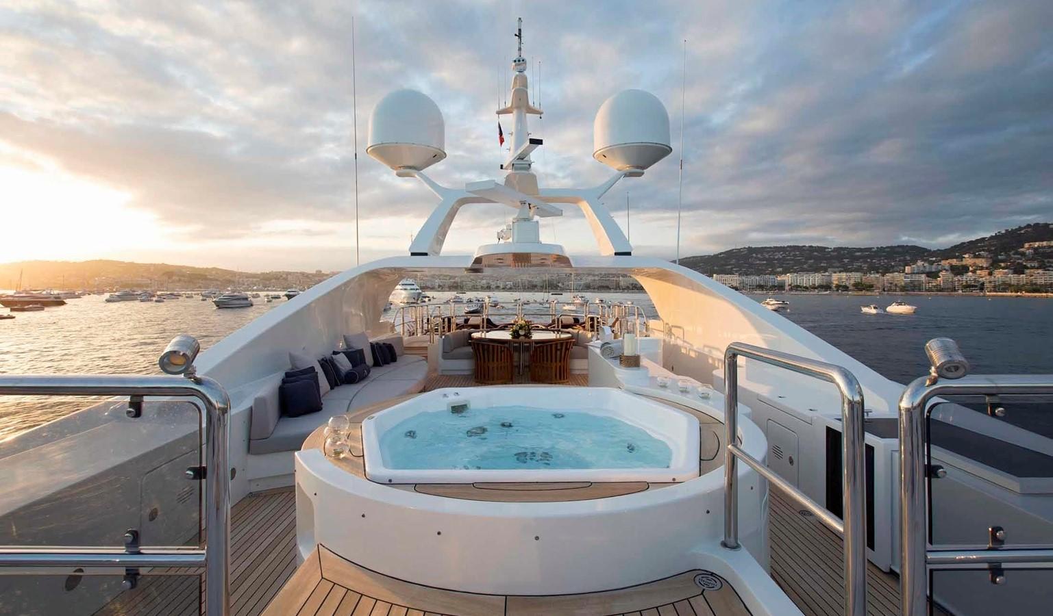 2000 BENETTI  Motor Yacht 2510079