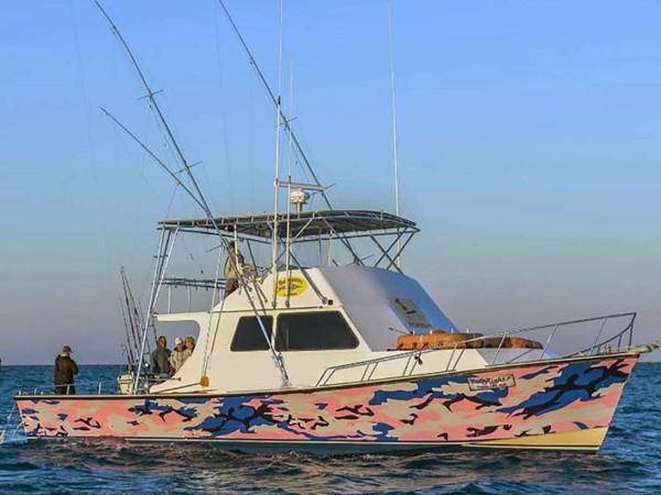 2007 EVANS BOATS 50 Flybridge Sport Fisherman 2510083