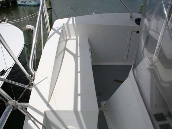2007 EVANS BOATS 50 Flybridge Sport Fisherman 2510094