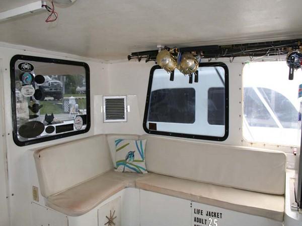 2007 EVANS BOATS 50 Flybridge Sport Fisherman 2510095