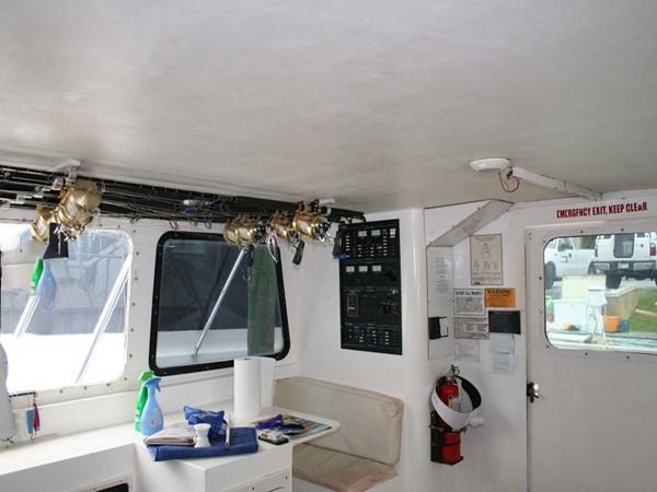 2007 EVANS BOATS 50 Flybridge Sport Fisherman 2510097