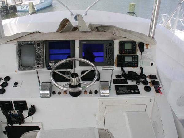 2007 EVANS BOATS 50 Flybridge Sport Fisherman 2510100