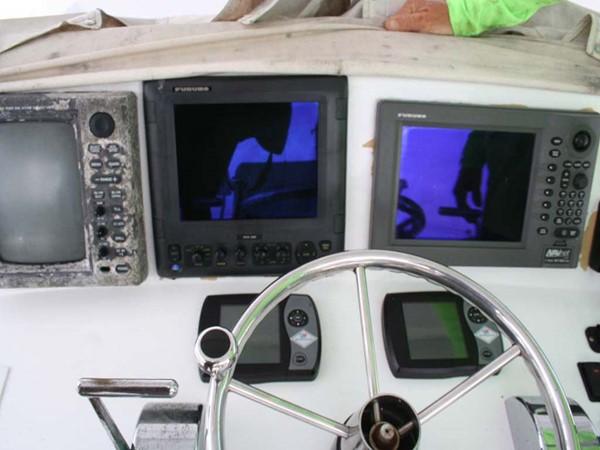 2007 EVANS BOATS 50 Flybridge Sport Fisherman 2510101