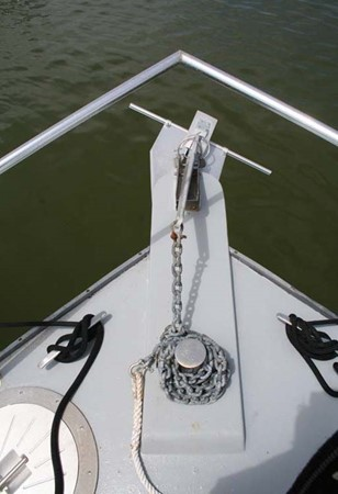 2007 EVANS BOATS 50 Flybridge Sport Fisherman 2510106